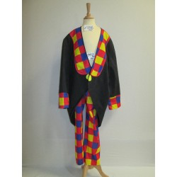 COSTUME DE CLOWN ENFANT
