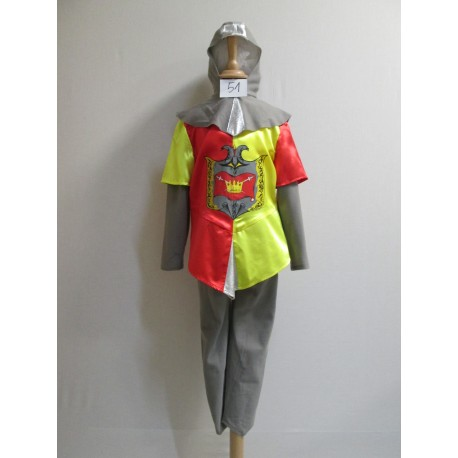 COSTUME DE CHEVALIER ENFANT