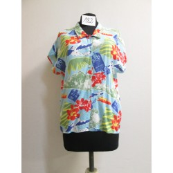 CHEMISETTE HAWAIENNE HOMME