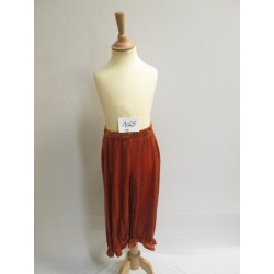 PANTALON MARRON ENFANT